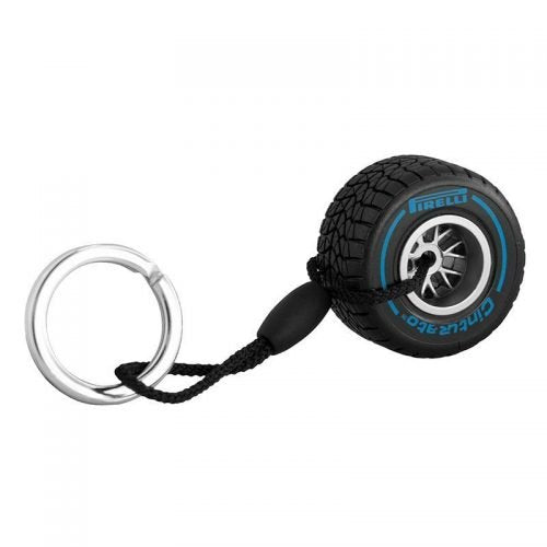 Pirelli Tyre Key Ring - Various colours available