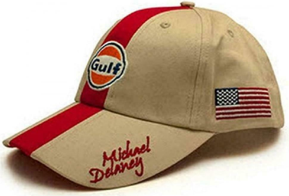 Gulf - Grandprix Originals Michael Delaney Cap - Sand