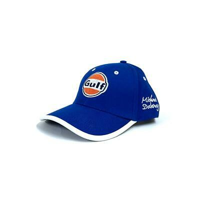 Gulf Grand Prix Originals Vintage Michael Delaney Cap