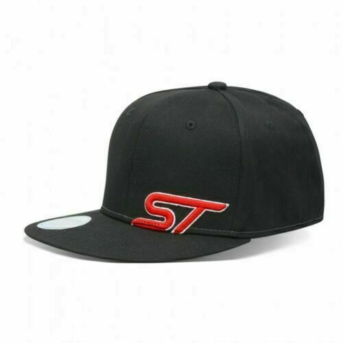 Ford ST Cap - Black/Red