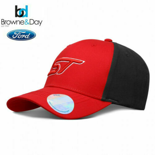 Ford ST Baseball Cap - Red