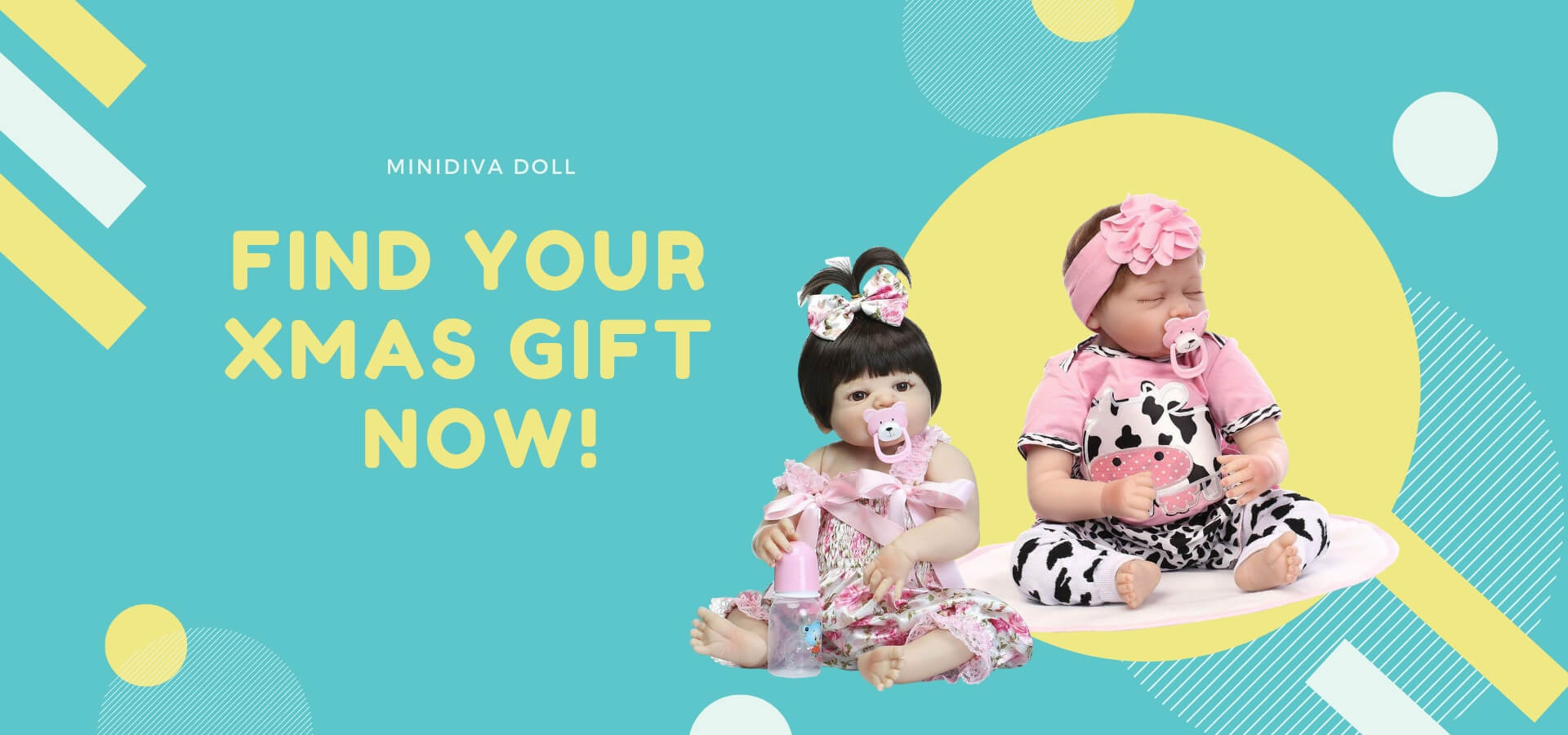 MiniDiva Girl Dolls