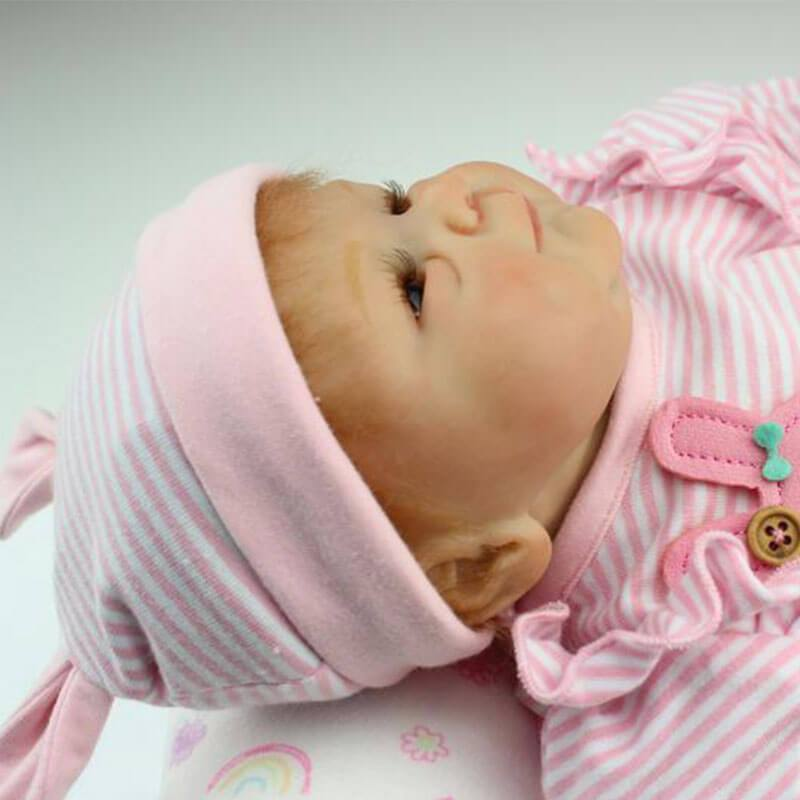 Minidiva Lifelike Sweet Baby Doll Stretch - MiniDiva