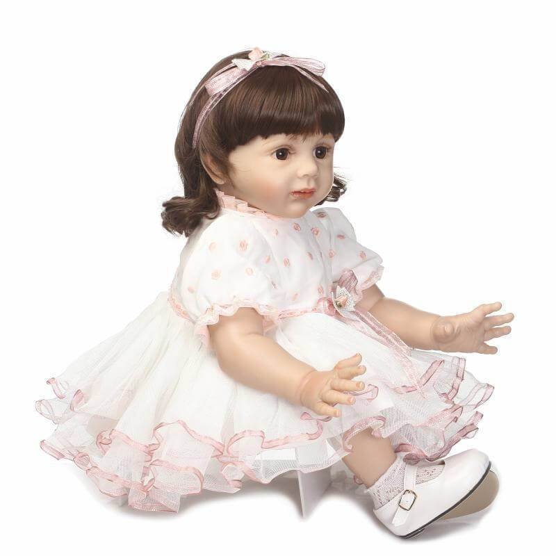 Minidiva Truly Long Dress Sweet Girl Doll Liz - MiniDiva