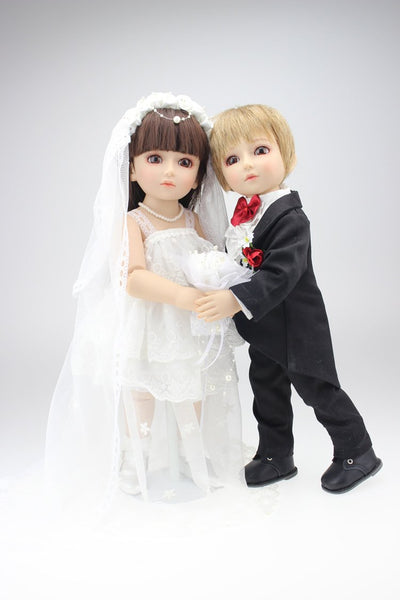 Minidiva Newly-Married Silicone Full Body Dolls - MiniDiva