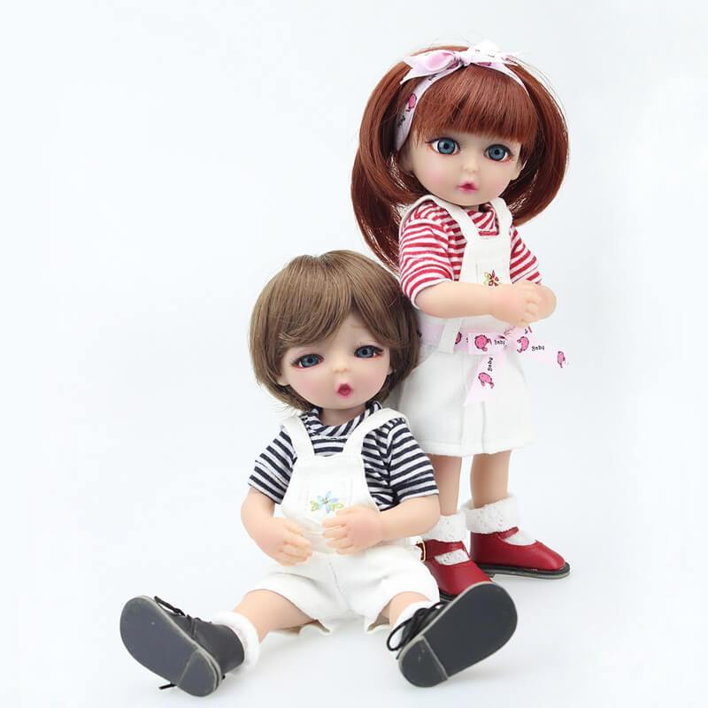 Minidiva Fashion 10 inch Mini Tiwns Dolls - MiniDiva