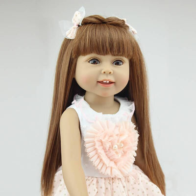 Minidiva Silicone Long Hair Doll Princess Fiona - MiniDiva