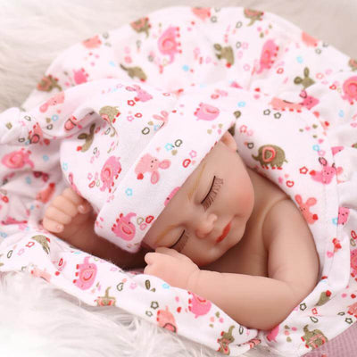 Minidiva Treasure Lifelike Newborn Baby Doll - MiniDiva