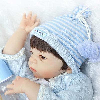 Minidiva Lifelike Beautiful Baby Doll Nellie - MiniDiva