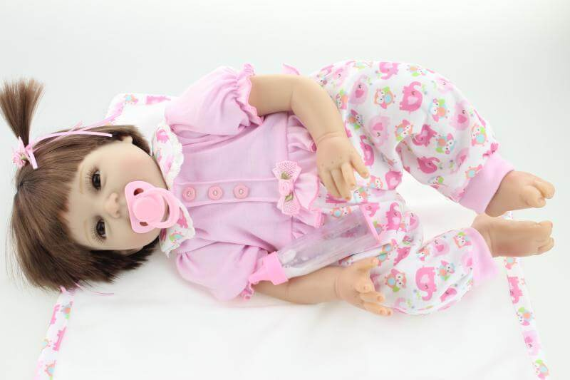 Minidiva Lovely Small Plait Marie Baby Doll - MiniDiva