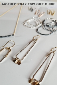 Mother's Day Gift Guide 2019, Handmade Jewelry by Cindy Liebel