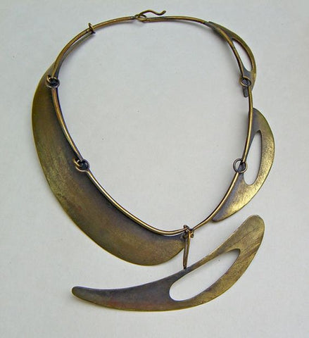 American Jewelry Artist | Art Smith Necklace | Black History Month