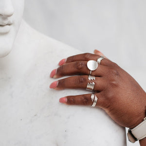Arcsis Statement Ring