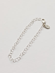 Sterling Silver Trigger Lobster Clasp Chain Extender