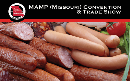 Join Us At The 2016 Missouri Meat Processors Convention & Trade Show