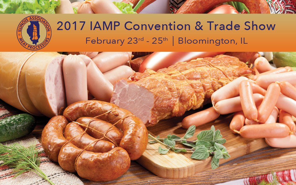 Join Us For The 2017 IAMP Convention & Trade Show