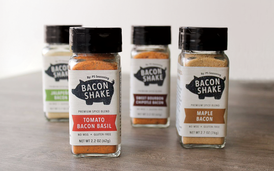 Deli Market News Recognizes PS Seasoning's New Bacon Shakes
