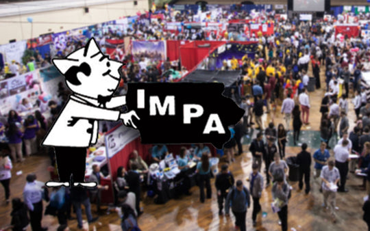 Join us at the IMPA Show 2016 Feb 19th-20th