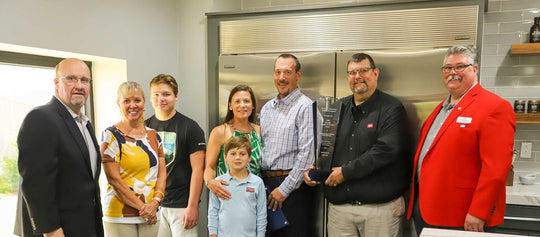 AAMP Presents PS Seasoning & Pro Smoker with the 2020 FW Witt Supplier of the Year Award