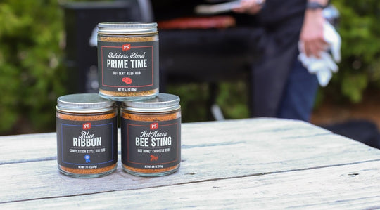 'Que Up Those Taste Buds: New BBQ Rubs