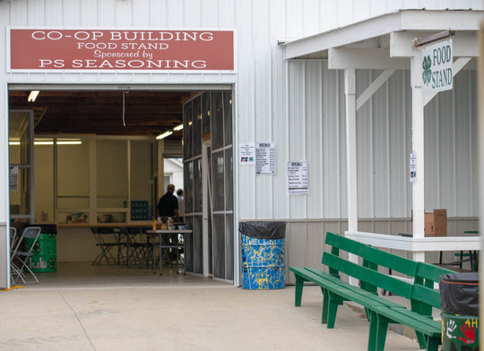 PS Seasoning Sponsors Co-Op Building At Dodge County Fair