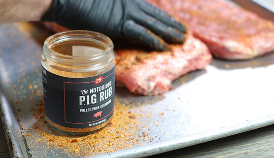 Introducing New PS BBQ Rubs!