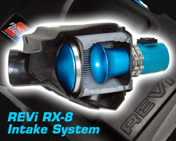 MAZDA RX-8 REVi Intake Induction System