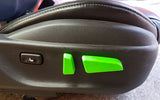 Mazda RX8 Electric Seat Switch Covers