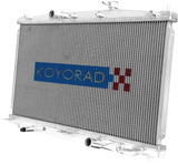 Mazda RX-8 Hi Flow KOYO Radiator 53mm Core for Manual 2004-2008