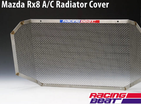 Racing Beat Mazda RX-8 A/C & Oil Cooler Screen Protector