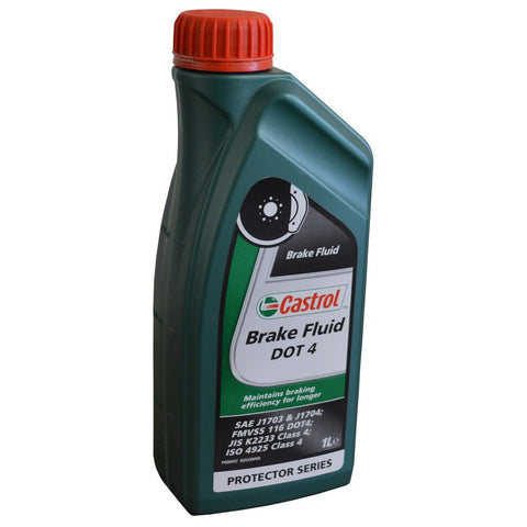 Castrol Performance Brake Fluid DOT4 1ltr