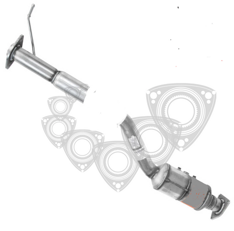Mazda RX8 Catalytic Converter to fit Any RX-8 Model from 03-2011 including R3 and Import models, Cat