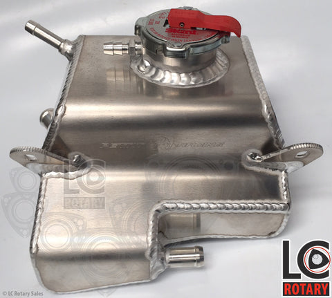 Mazda RX-8 Aluminium Coolant Expansion Tank (3 versions)