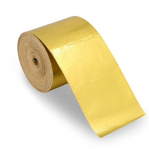GOLD REFLECTIVE HEAT TAPE from £21.00