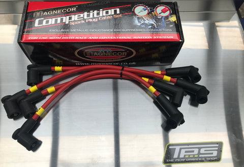 RX-8 Magnecor 8mm High Performance Ignition Leads