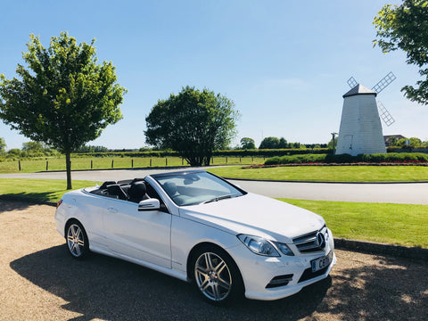 MERCEDES-BENZ E220 CONVERTIBLE