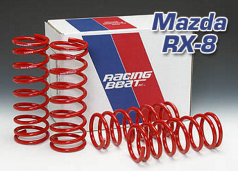 Mazda RX-8 & R3 Racing Beat Lowering Spring Set