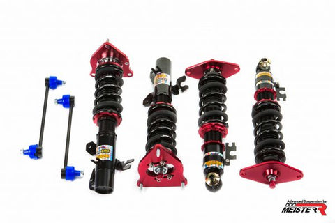 MeisterR ZetaCRD Coilovers for MINI (R53) 01-06