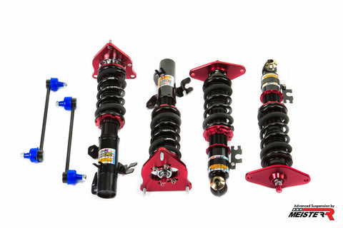 MeisterR ZetaCRD Coilovers for MINI (R56) 07-13