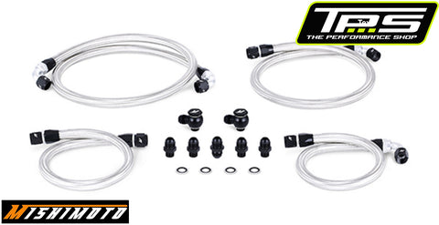 "MAZDA RX-8 ""Mishimoto"" Oil Cooler Hose Set"