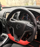 Custom Design and Manufactured Steering Wheel