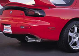 Mazda RX-7 FD Racing Beat Single Tip Cat Back Exhaust System