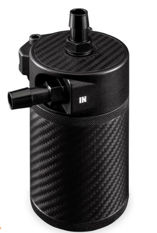 Mishimoto CARBON FIBRE BAFFLED OIL CATCH CAN