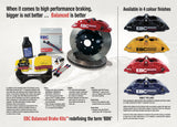 "EBC BRAKES ""Apollo Series""...(WE CAN SUPPLY ANY EBC PRODUCT)"