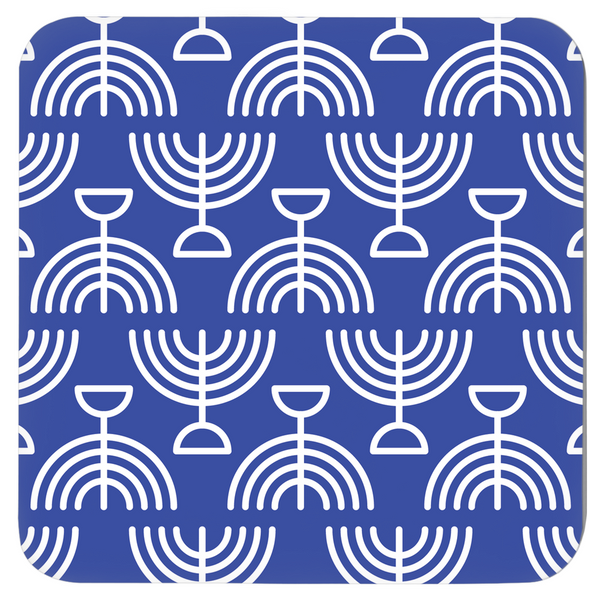 Chanukah Coasters (4)