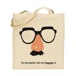 """Groucho"" Tote"