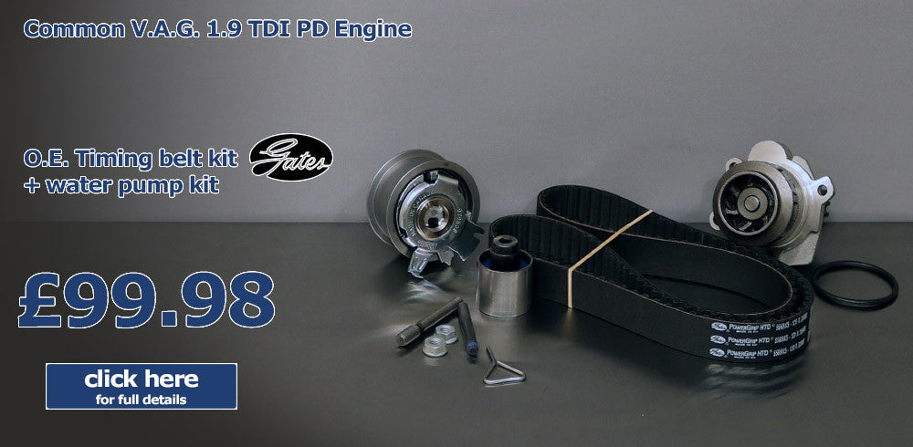 O.E. Timing belt kit