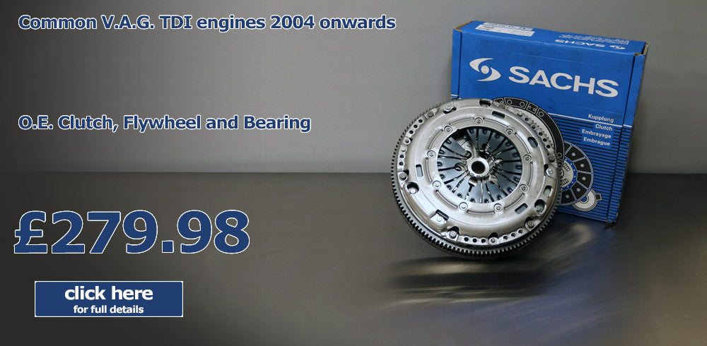 O.E. Clutch, Flywheel and Bearing