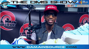 Jean CEO of Hype Jeans Interview @ DMS Radio Show 102.3FM