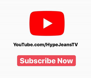 Subscribe to Our New YouTube Channel (HypeJeansTV)